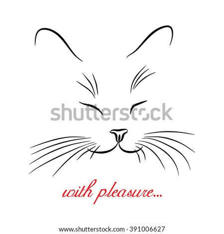 https://thumb7.shutterstock.com/display_pic_with_logo/3784952/391006627/stock-vector-image-of-cat-muzzle-with-long-whiskers-isolated-on-the-white-background-vector-illustration-391006627.jpg