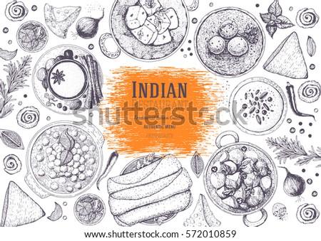 Indian Restaurant Stock Images Royalty-Free Images U0026 Vectors   Shutterstock