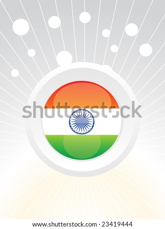 indian independence day vector illustration