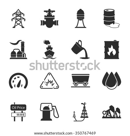 Industry icons set. Industry icons simple. Industry icons. Industry set app. Industry set vector. Industry set eps. Industry icons black. Industry icons sign. Industry icons art.Industry set.Industry. - stock vector