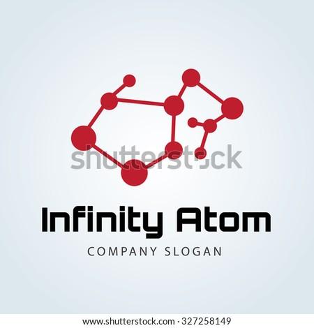 atom logo stock images royaltyfree images amp vectors