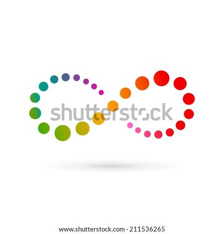 Infinity Symbol Logo Design