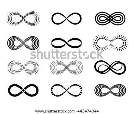 Infinity Symbols T