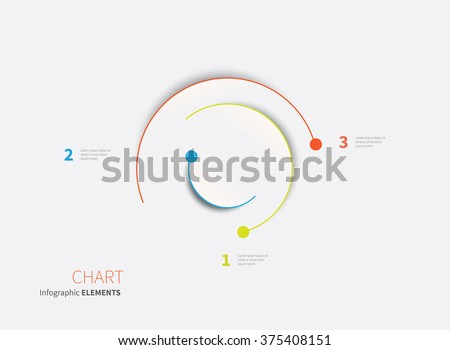 Infographic Ideas infographic lines : Vector Presentation Wall Lines Shadow Cut Stock Vector 392314273 ...