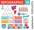 Infographic Elements 18 - stock photo