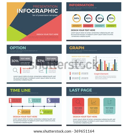 Infographic presentation template powerpoint business marketing infographic presentation template powerpoint business marketing vector design illustration accmission Choice Image