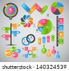 Infographic template business vector illustration - stock vector