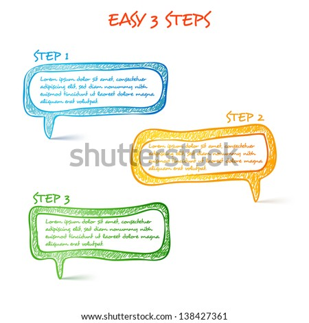 infographics options banner for workflow layout, diagram, number options, web design. eps10 illustration - stock vector
