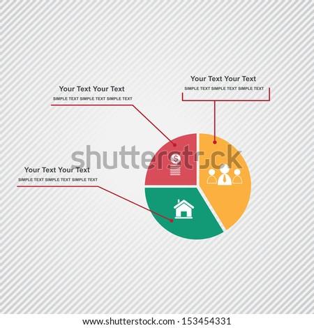 infographics vector  - stock vector