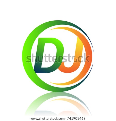 Initial Letter Logo Lc Company Name Stock Vector 743216269 ...