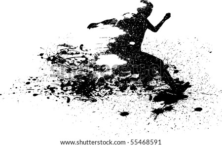 ink guy runner
