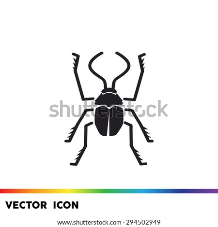 insect beetle or a virus