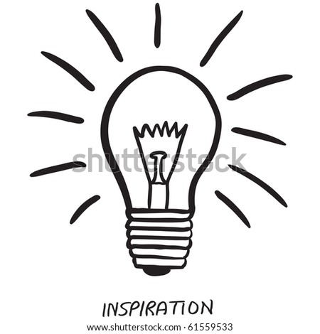 inspiration - stock vector