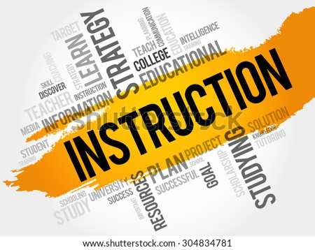 instruction stock images royalty free images vectors shutterstock