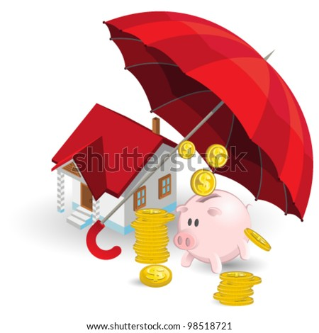 Insurance agents Protection such as house income
