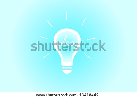 Intelligent Thinking Concept - stock vector