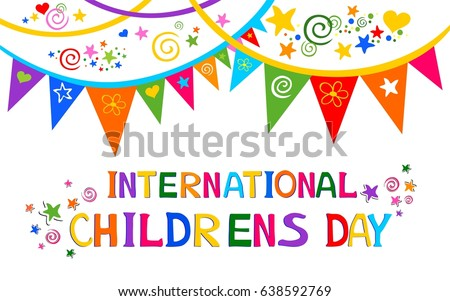 Childrens Day Stock Images, Royalty-Free Images & Vectors ...