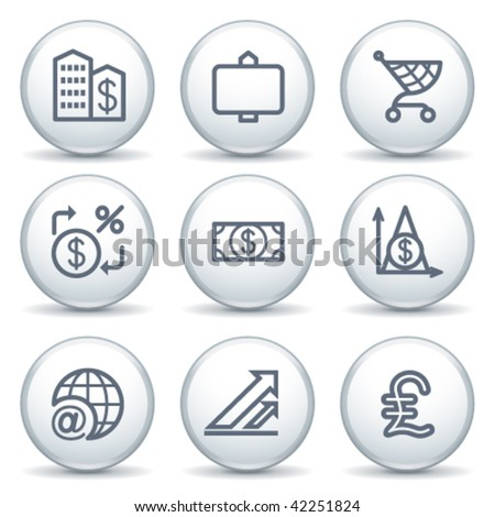 Internet label 23 - stock vector