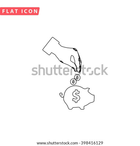 Investing Icon Vector. Investing Icon JPEG. Investing Icon Picture. Investing Icon Image. Investing Icon Graphic. Investing Icon JPG. Investing Icon EPS. Investing Icon AI. Investing Icon Drawing - stock vector