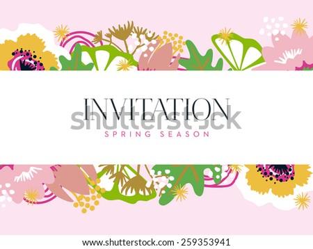 stockhypes Invitation set on Shutterstock – An Invitation Card