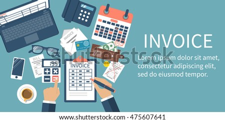 Sevis Receipt Invoice Stock Images Royaltyfree Images  Vectors  Shutterstock Custom Receipts Books Excel with Free Printable Receipt Book Man At Table Calculations On Payment Bills Receipts Invoices Visa Receipt Requirements Excel