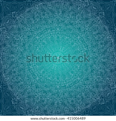 Islamic patterns templates. Arabian patterns. pattern in islamic style used for holiday cards. Vector geometric, flowery, oriental pattern