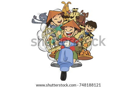 Moped Stock Images Royalty Free Images Amp Vectors