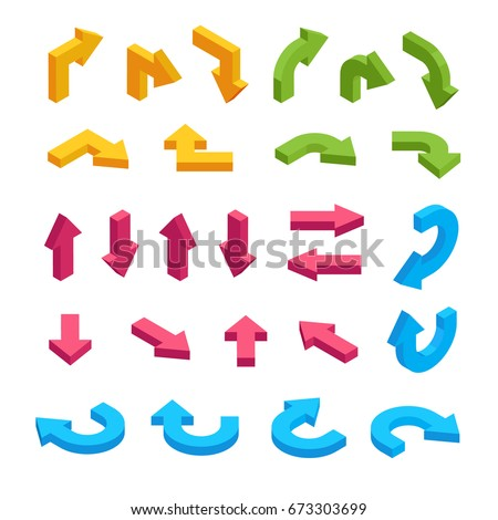 Directional Arrows Stock Images, Royalty-Free Images ...