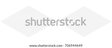 Isometric Dot Paper Images RoyaltyFree Images Vectors – Isometric Dot Paper