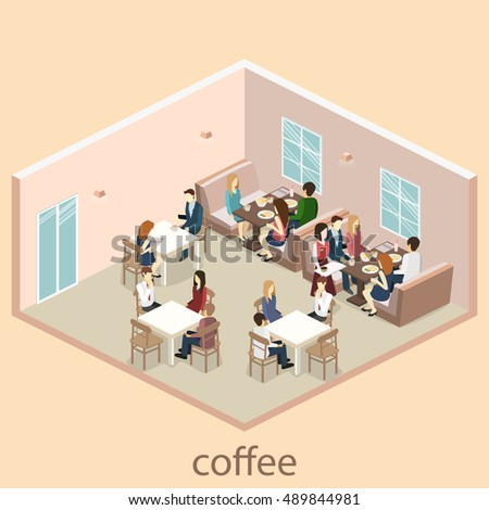 Stock images royalty free images vectors shutterstock for Coffee shop design software