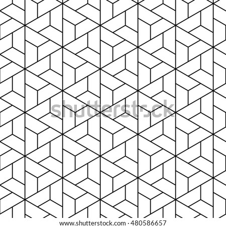 how to draw islamic geometric patterns