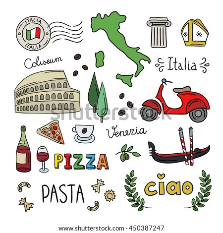 List Of Synonyms And Antonyms Of The Word Italian Culture Symbols