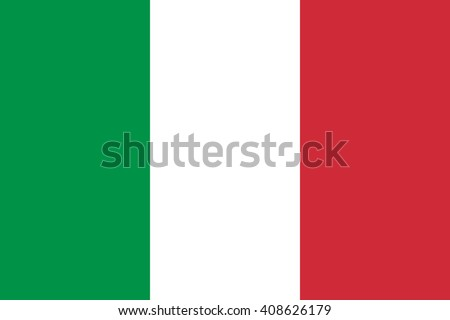 Italy flag, official colors and proportion correctly. National Italy flag. Italy flag vector. Italy flag correct. Italy flag drawing. Italy flag JPG. Italy flag JPEG. Italy flag EPS. - stock vector