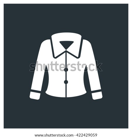jacket Icon, jacket Icon Eps10, jacket Icon Vector, jacket Icon Eps, jacket Icon Jpg, jacket Icon Picture, jacket Icon Flat, jacket Icon App, jacket Icon Web, jacket Icon Art, jacket Icon Object - stock vector