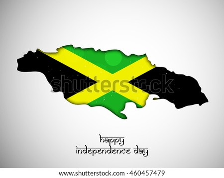Jamaica Independence Dy background
