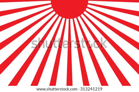 japan flag vector design eps10 stock vector 313241222 - shutterstock