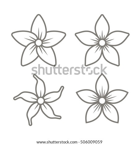 Jasmine Vector Stock Images, Royalty-Free Images & Vectors ...