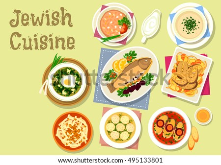 Stuffed fish stock images royalty free images vectors for Jewish fish dish