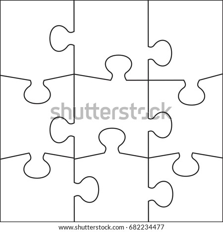 Jigsaw Puzzle 9 Pieces