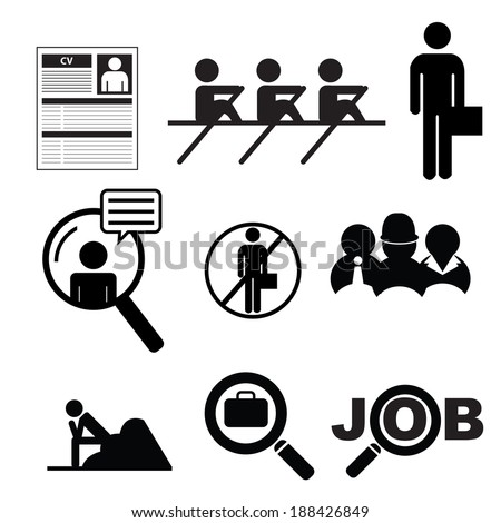 Unemployment Icon Stock Images, Royalty-Free Images ...