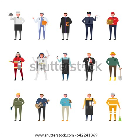 Miniwide 39 s portfolio on shutterstock for Character designer job