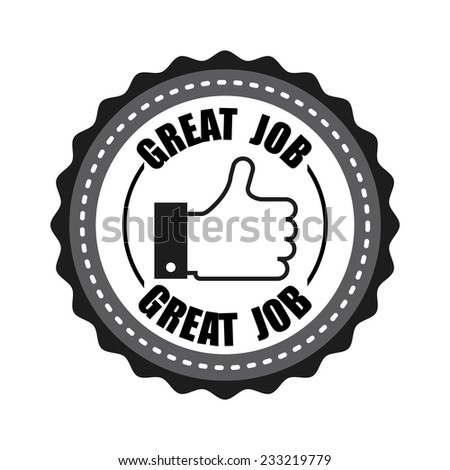 jobs design , vector illustration