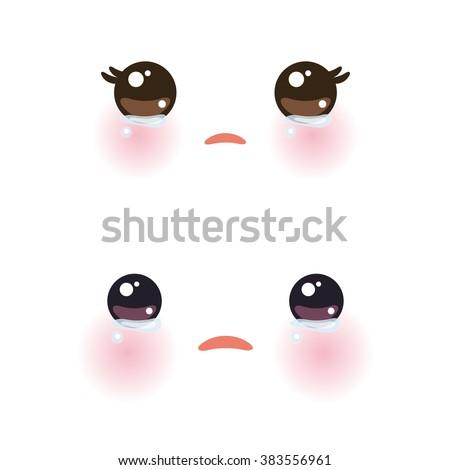 big cartoon eyes cute - photo #49