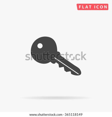 Key Icon.  - stock vector