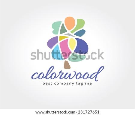 Key ideas is spa, beauty, design, nature, creative, health. Good for corporate identity and branding - stock vector