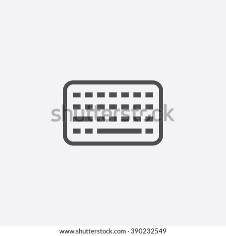 keyboard Icon, keyboard Icon Vector, keyboard Icon Art, keyboard Icon eps, keyboard Icon Image, keyboard Icon logo, keyboard Icon Sign, keyboard icon Flat, keyboard Icon design, keyboard icon app - stock vector