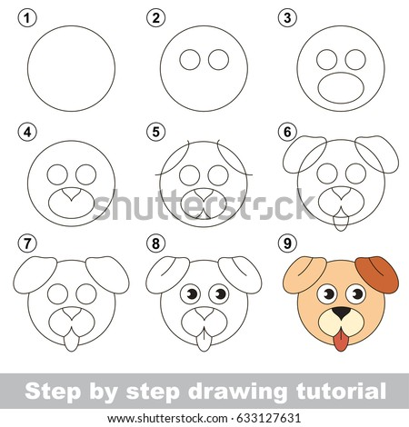 Kid game to develop drawing skill with easy gaming level for preschool kids drawing educational