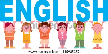 Learning English Stock Vectors & Vector Clip Art ...