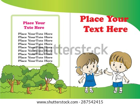 Kids Book Cover Stock Images, Royalty-Free Images & Vectors ...