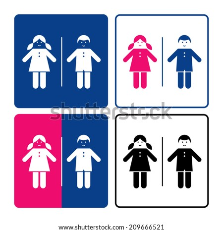 kids bathroom sign.  Kids Kids Restroom Sign And Bathroom Sign P